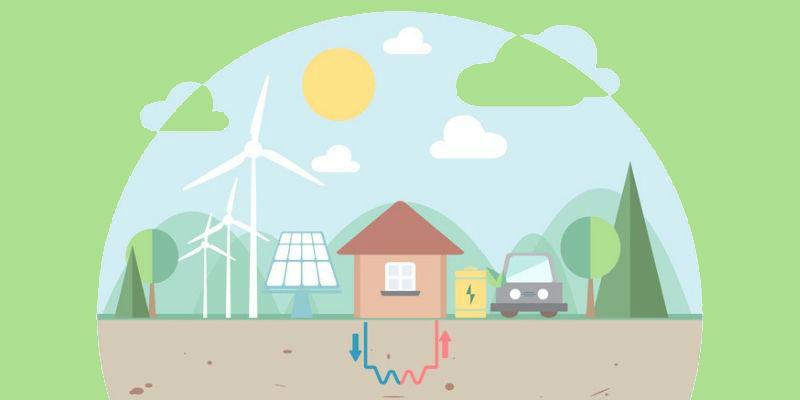 Solaire, éolienne, géothermique… bien choisir son mode d'autoconsommation électrique