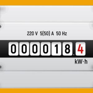 Relevé de compteur électrique : comment s'y prendre ?