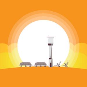Centrales solaires : la création d'énergie solaire à grande échelle