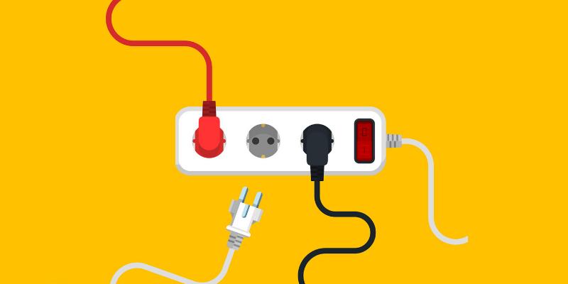 Les différentes prises électriques